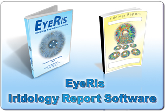 EyeRis - Iridology Report Writing Software