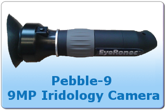 Pebble-9 USB Iridology Camera